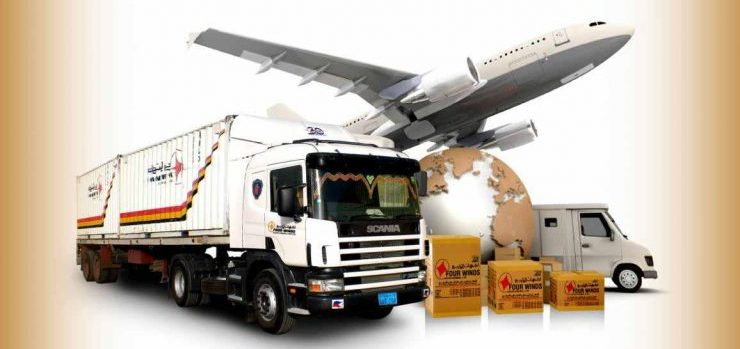 Different forms of transportation our international movers Jeddah practice.