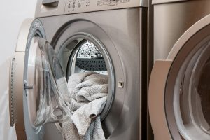 washing machine as part of Relocating appliances overseas