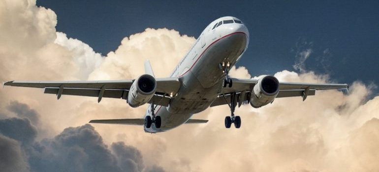 Air freight is safe and secure and, in the end, the best transporting method