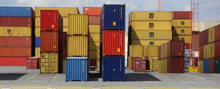 Containers that are only one of the steps for meeting export compliance you should check