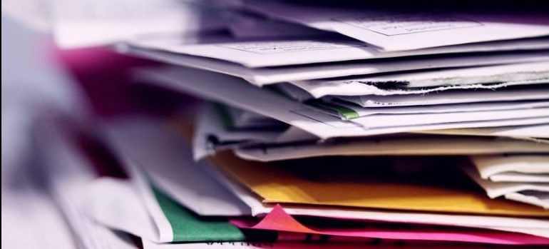 Import customs clearance documents- documents