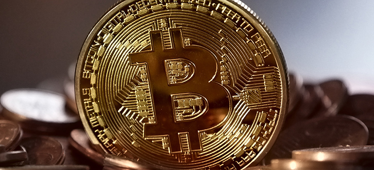 bitcoin as an example of how blockchain entered our lives before it did the freight forwarding