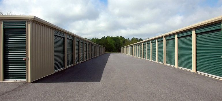 A picture of a storage unit